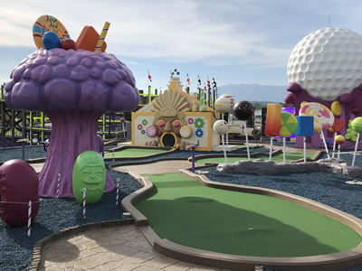 Crave mini golf