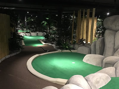 Paradise Adventure Golf Sweden