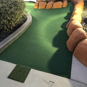 link to renovate mini golf page