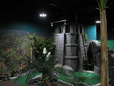 Bristol Jungle Rumble Mini Golf