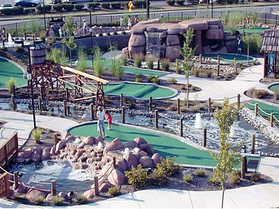 Mini Golf Clients United States International Uk Portfolio
