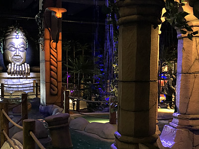 lost city belfast Mini Golf