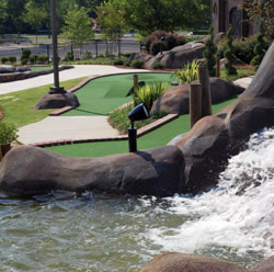 Travel Channel top mini golf courses