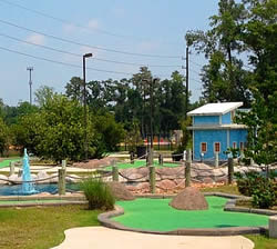 Mini Golf Testimonails
