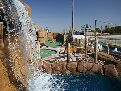 Windsor Mini Golf