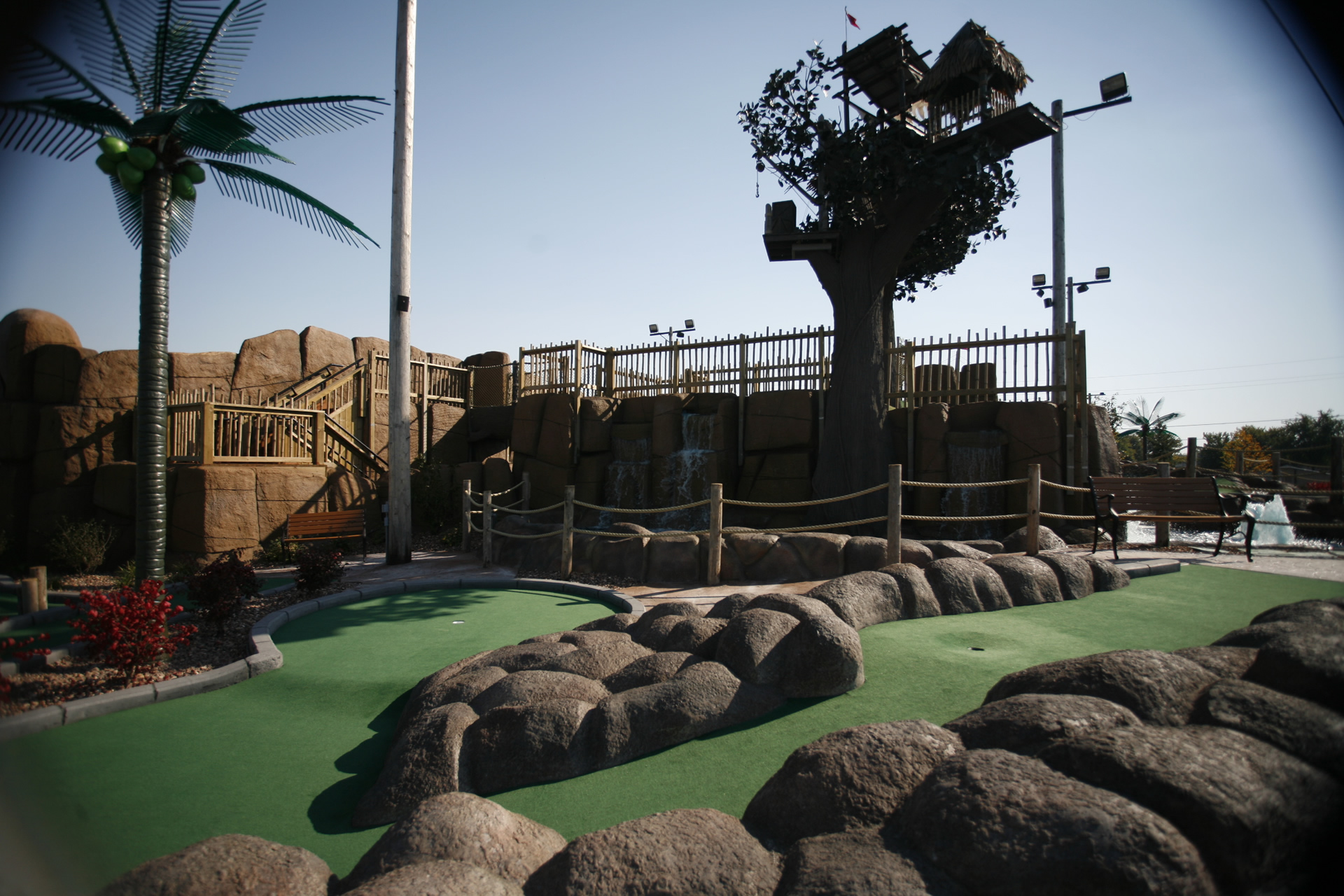 windsor canada adventure golf